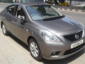 Used Nissan Sunny 2011-2014 Diesel XV 2012 for sale
