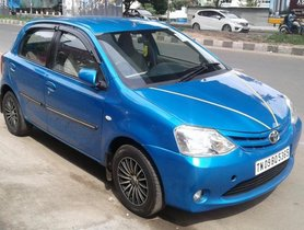 Used 2012 Toyota Etios Liva car for sale at low price