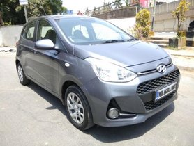 Good as new 2017 Hyundai i10 for sale at low price