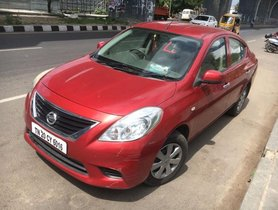 2012 Nissan Sunny 2011-2014 for sale