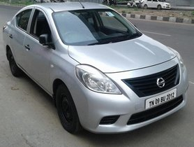 2013 Nissan Sunny 2011-2014 for sale
