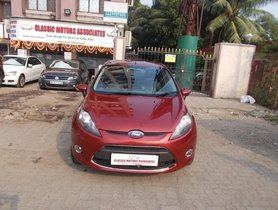 Good as new Ford Fiesta AT Titanium Plus for sale