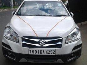 Maruti S-Cross Alpha DDiS 200 SH 2016 for sale