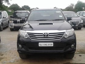 Used 2014 Toyota Fortuner for sale at low price