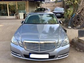 Used 2010 Mercedes Benz E Class car for sale at low price