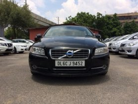 2011 Volvo S80 for sale at low price
