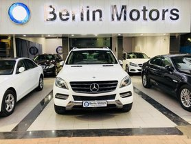 Used 2016  Mercedes Benz M Class car at low price