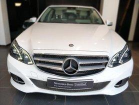 Mercedes Benz E Class 2013 for sale
