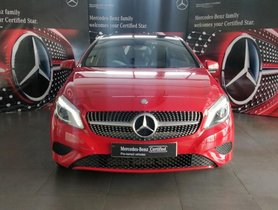 Mercedes-Benz A-Class A200 CDI 2015 for sale