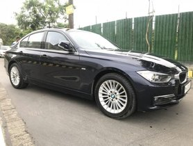 Used BMW 3 Series 320d Luxury Line 2013 for sale
