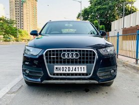 Audi Q3 2.0 TDI Quattro 2014 for sale