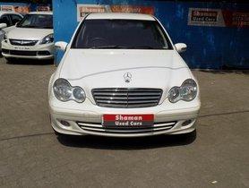 Used Mercedes Benz C Class C 200 Kompressor Elegance MT 2004 for sale