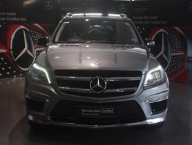 Used Mercedes Benz GL-Class 2014 car at low price