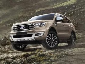 6 Things To Know About The 2019 Ford Endeavour Facelift