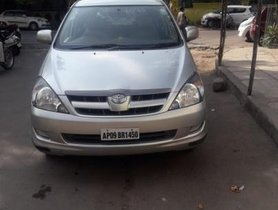Toyota Innova 2004-2011 2.5 G3 2008 for sale