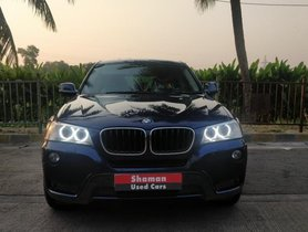 2013 BMW X3 for sale at low price
