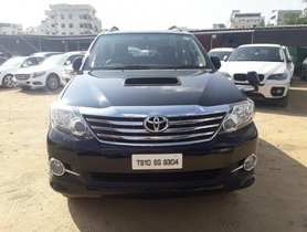 Toyota Fortuner 4x2 Manual 2016 for sale