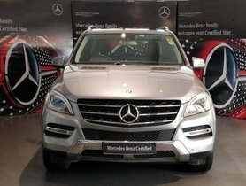 Used 2015 Mercedes Benz M Class for sale