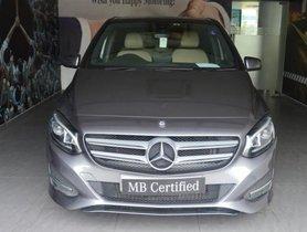 2015 Mercedes Benz B Class for sale