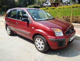Ford Fusion 1.6 Duratec Petrol 2008 for sale