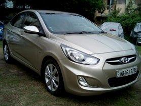 Used Hyundai Verna 1.6 SX VTVT 2012 for sale