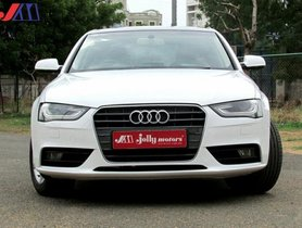 Used 2013 Audi A4 for sale