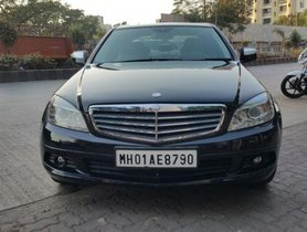 Mercedes-Benz C-Class 200 Kompressor 2008 for sale