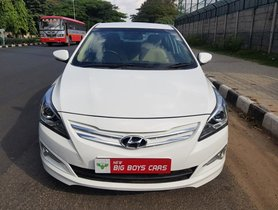Used Hyundai Verna 1.6 SX 2016 for sale