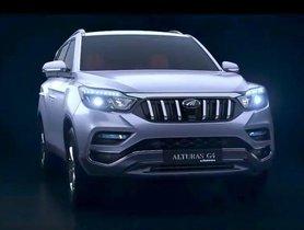 Mahindra Alturas: Reasons to look forward this SUV from Mahindra