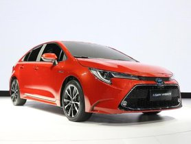 US-Spec Vs. China-Spec Toyota Corolla: Which One Will Come To India?
