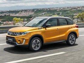 What To Expect From The Upcoming Maruti Suzuki Vitara?