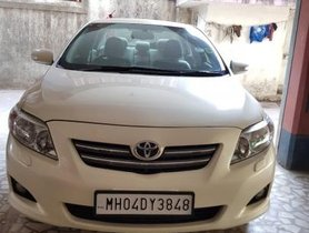 Used 2009 Toyota Corolla Altis car for sale at low price