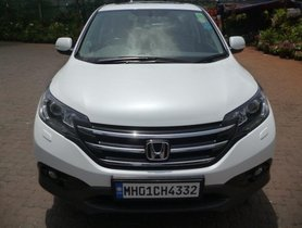 Honda CR V 2.4L 4WD AT 2016 for sale
