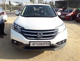 Used Honda CR V 2.4 AT 2015 for sale