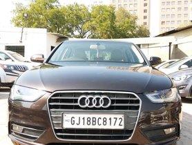 Audi A4 2.0 TDI 2014 for sale
