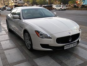 2016 Maserati Quattroporte for sale at low price