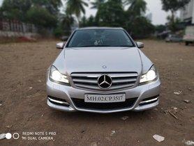 2012 Mercedes Benz C Class for sale