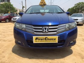 Used Honda City 2009 car at low price