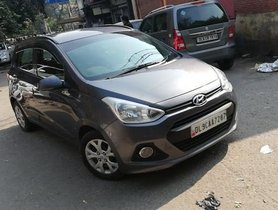 Hyundai Grand i10 CRDi Sportz 2014 for sale