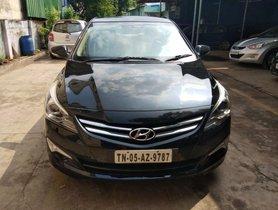 Hyundai Verna 1.6 SX 2015 for sale