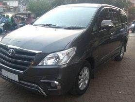 Used Toyota Innova 2.5 VX 7 STR 2012 for sale