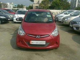 Used 2015 Hyundai Eon car at low price