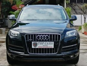 2012 Audi Q7 for sale at low price