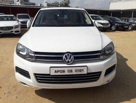 2012 Volkswagen Touareg for sale