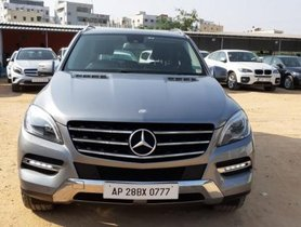 Used Mercedes Benz M Class ML 350 4Matic 2013 for sale