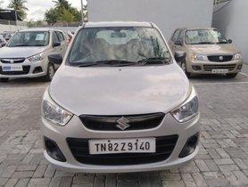 Used 2015 Maruti Suzuki Alto K10 car at low price