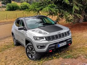 6 Interesting Facts About The Upcoming Jeep Compass Trailhawk