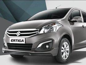 Maruti Suzuki Ertiga CNG To Launch In India Within Six Months