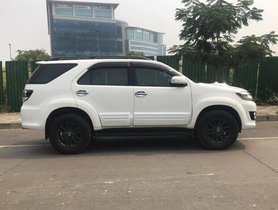 Toyota Fortuner 4x2 AT 2016 for sale