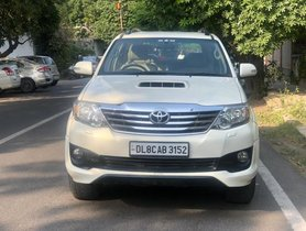 Used Toyota Fortuner 2014 for sale at low price